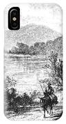 North Carolina, C1875 IPhone Case