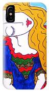 Not Picasso's Girl IPhone Case