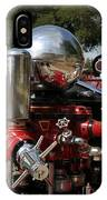 Old Fire Truck IPhone Case
