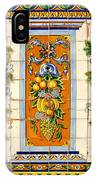Old Spanish Tiles IPhone Case