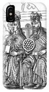 Otto I (912-973) IPhone Case