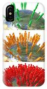 Over-populating The Planet, Artwork IPhone Case