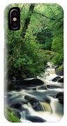 Owengarriff River, Killarney National IPhone Case