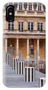 Palais Royal IPhone Case