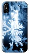 Paper Snowflake IPhone Case