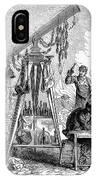 Paris Commune, 1871 IPhone Case