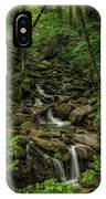 Peaceful Cascade IPhone Case