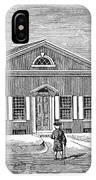 Philadelphia: Library IPhone Case