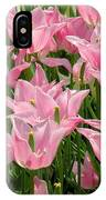Pink Tulips IPhone Case