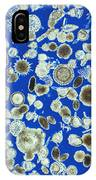 Radiolarian Ooze Lm IPhone Case
