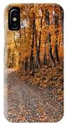 Ramble On IPhone Case