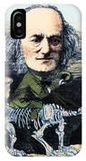 Richard Owen, English Paleontologist IPhone Case