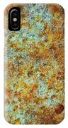 Rust Colors IPhone Case
