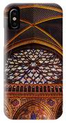 Saint Chapelle IPhone Case