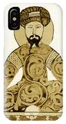 Saladin, Sultan Of Egypt And Syria IPhone Case