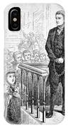 Salem Witch Trial, 1692 IPhone Case
