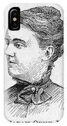 Sarah Orne Jewett IPhone Case