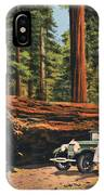Sequoia National Park IPhone Case