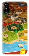 Settlers Of Catan IPhone Case