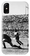 Soccer Match, 1930s IPhone Case