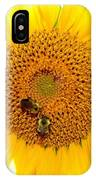 Spider And The Bees IPhone Case
