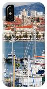Split Cityscape IPhone Case