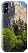 Spring Views Of El Capitan IPhone Case
