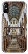 St Edmund King And Martyr Southwold IPhone Case