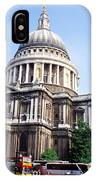 St. Paul's Cathedral In London IPhone Case