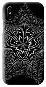 Star Fish Kaleidoscope IPhone Case