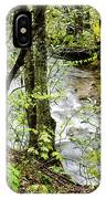 Stream Monongahela National Forest IPhone Case