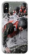 Students In Basic Underwater IPhone Case
