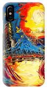Sun City IPhone Case