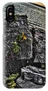 Sunset Please On The Rocks IPhone Case