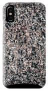 Syenite Igneous Rock IPhone Case
