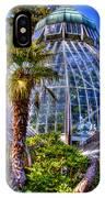 Tacoma Botanical Conservatory IPhone Case