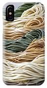 Tagliolini Pasta IPhone Case