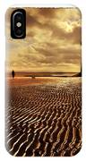 Talacre Lighthouse IPhone Case