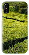 Tea Gardens IPhone Case