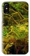 Temperate Rain Forest IPhone Case