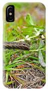 Tersa Sphinx Caterpillar IPhone Case
