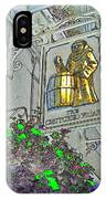 The Crutched Friar Public House IPhone Case