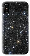 The Double Cluster, Ngc 884 And Ngc 869 IPhone Case