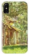 The Gypsy Camp IPhone Case