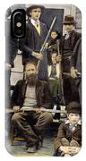 The Hatfields, 1899 IPhone Case