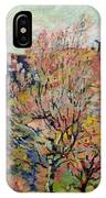 The Valley Of The Sedelle In Crozant IPhone Case