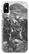 The Zulu War, 1879 IPhone Case
