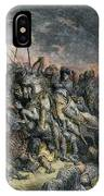 Third Crusade, 1191 IPhone Case