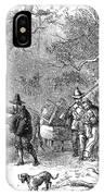 Thomas Hooker (1586-1647) IPhone Case