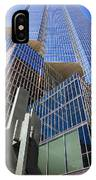 Toronto Financial Core Buildings IPhone Case